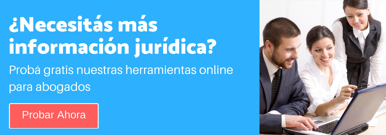 Sistema de Herramientas Online para abogados
